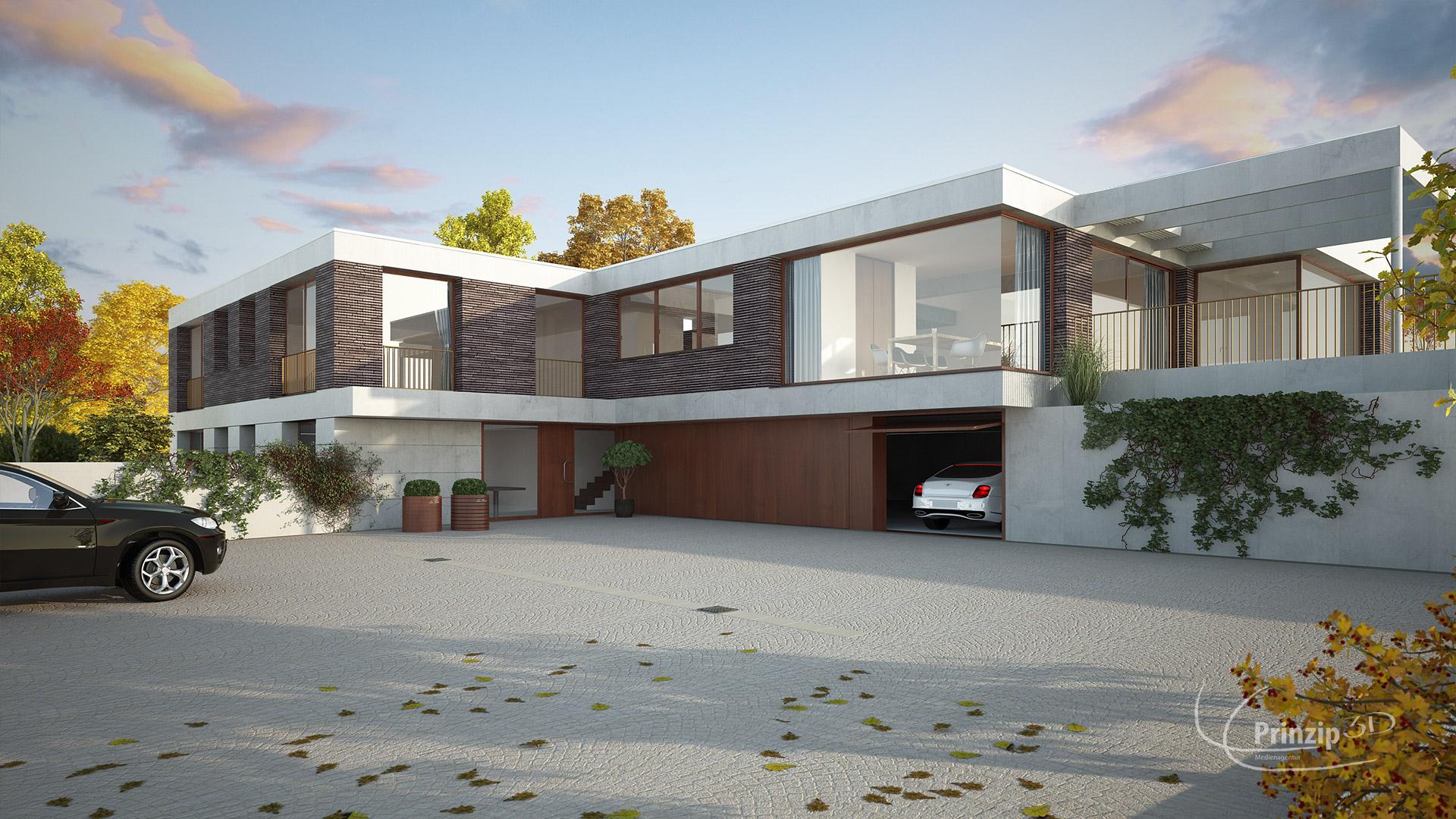 3d Architekturvisualisierung 3d visualisierung prinzip 3d medienagentur werbeagentur aus berlin